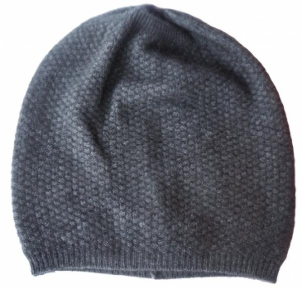 Posseimo Possumhaar Slouch Beanie grey